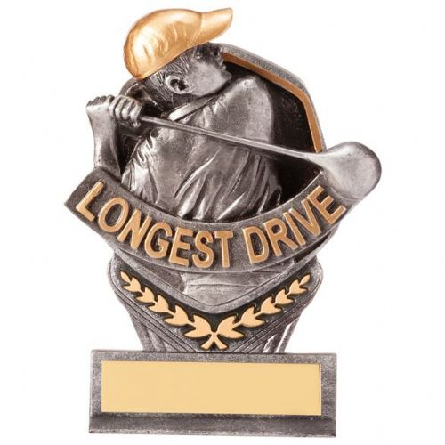 Falcon Golf Longest Drive Award 105mm